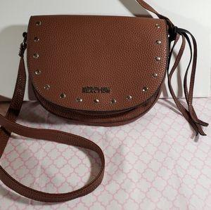 Kenneth Cole crossbody Brown purse